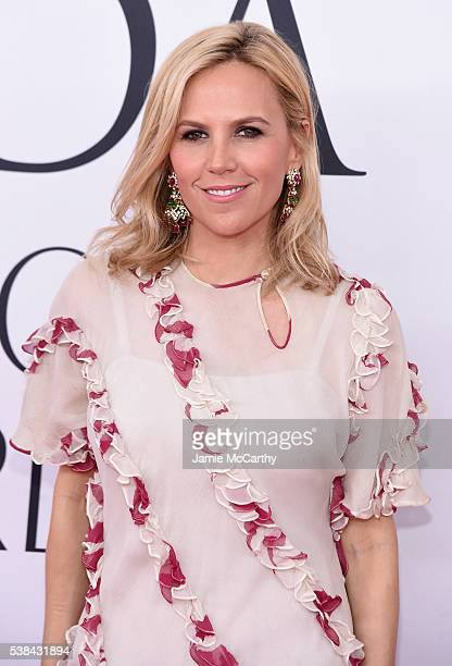 Tory Burch attends the 2016 CFDA Fashion Awards at the Hammerstein Ballroom on June 6 2016 in New York City