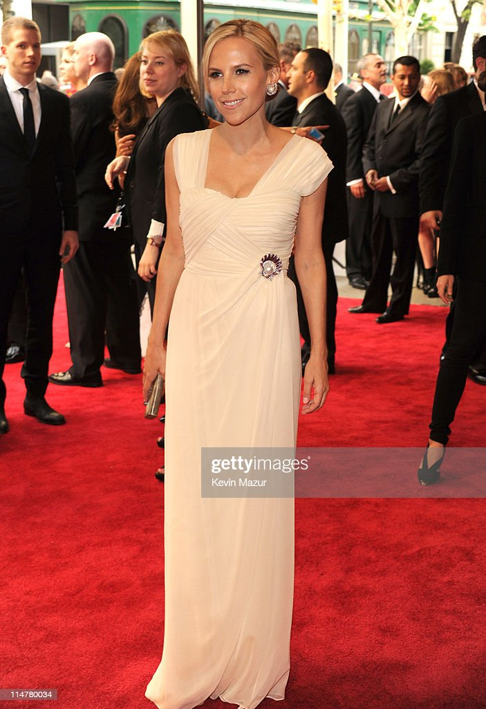 Tory Burch attends the Costume Institute Gala Benefit to celebrate the opening of the 'American Woman: Fashioning a National Identity' exhibition at The Metropolitan Museum of Art on May 3, 2010 in New York City.