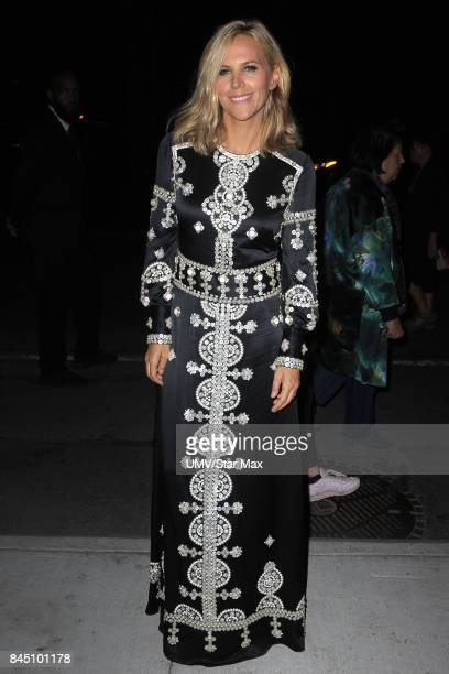 Tory Burch is seen on September 9 2017 in New York City