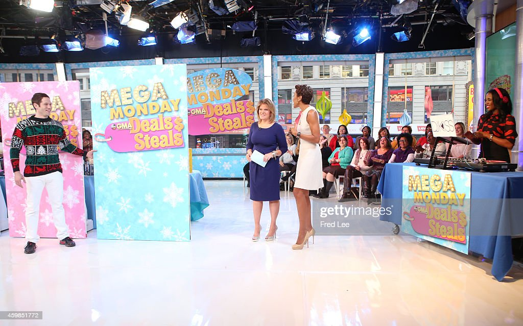 Good Morning America Deals And Steals September 2014 : Abc s quot good morning america  getty images