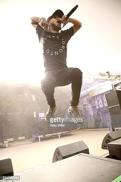 Tory Lanez performs in concert at Stubb's BarBQ on May 27 2016 in Austin Texas