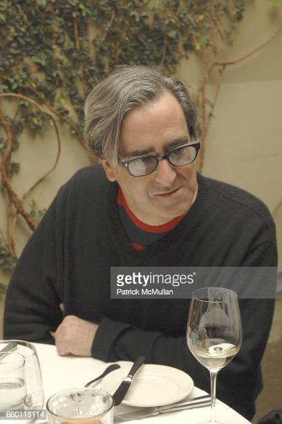 Tosh Berman attends SHE Images of women by Wallace Berman and Richard Prince Opening at Michael Kohn Gallery on January 15 2009 in Beverley Hills...