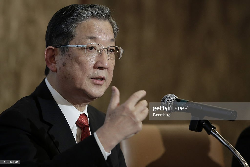 Innovation Network Corp. of Japan Chief Executive Officer Toshiyuki Shiga Speaks At The National Press Club