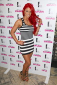 Total Diva Eva Marie celebrates SummerSlam at the London West Hollywood on August 14 2013 in West Hollywood California