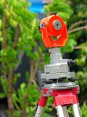 Surveyor, Land, Equipment, Tripod, Global Positioning System