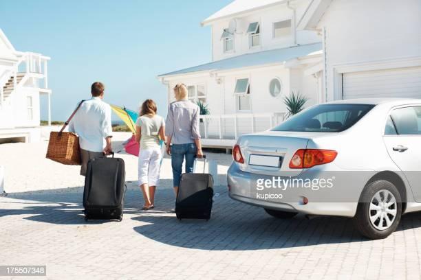 Assolutamente pronti a partire per le vacanze