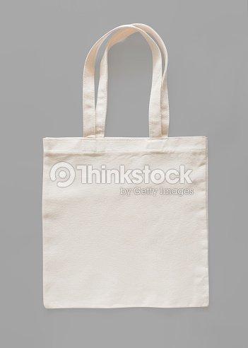 totalizador maqueta tela eco tela la lona en aislado plantilla comercial saco blanco de de Bolso 4qxwgF5