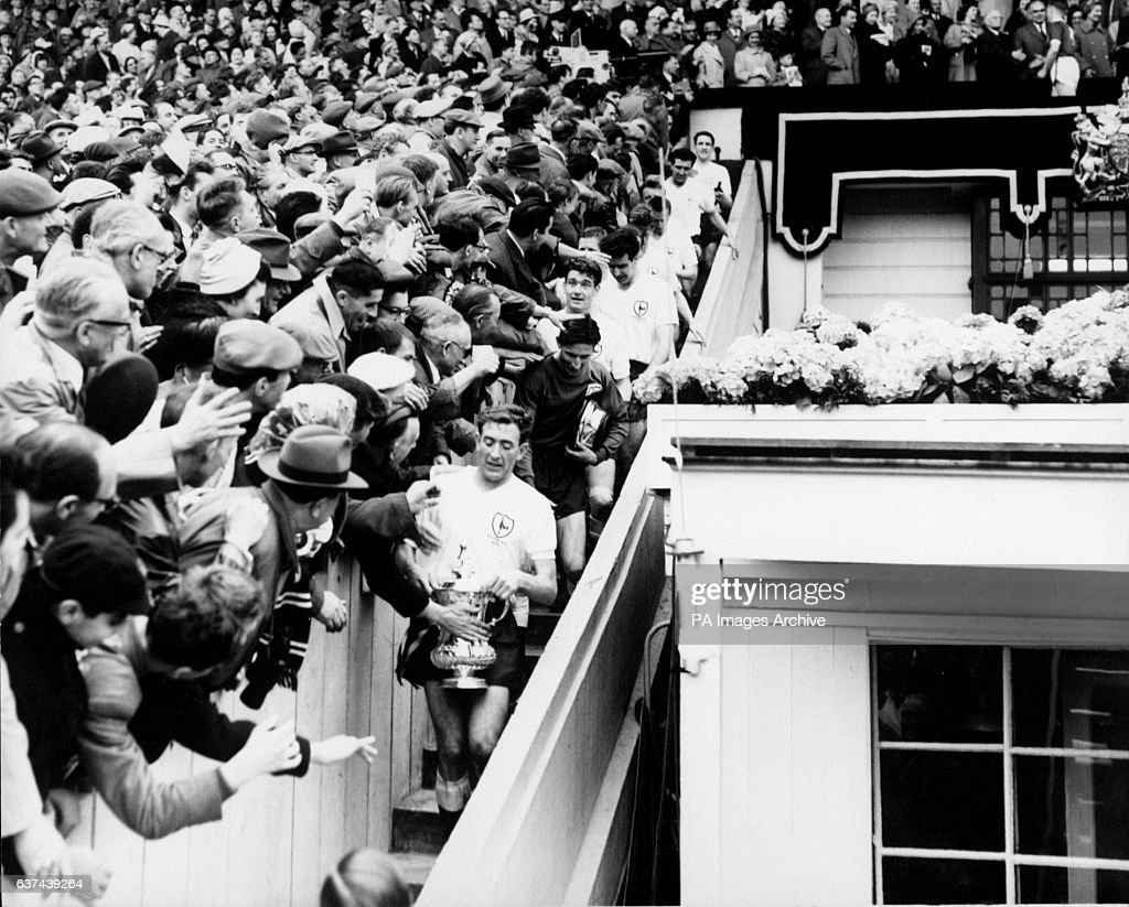 Soccer FA Cup Final Tottenham Hotspur v Leicester City
