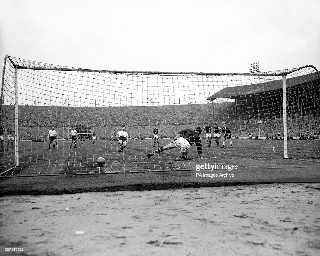 Soccer FA Cup Final Tottenham Hotspur v Burnley Wembley
