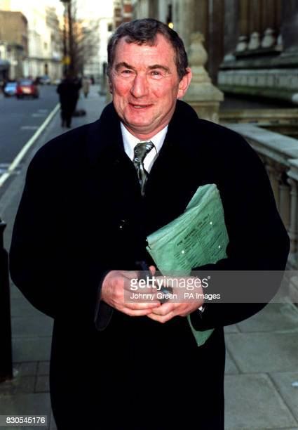 Tottenham Hotspur director of football David Pleat leaving the High Court in London A High Court jury was expected to retire to consider its verdict...