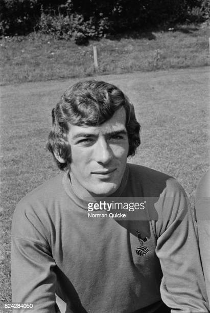 Tottenham Hotspur goalkeeper Pat Jennings 20th August 1970