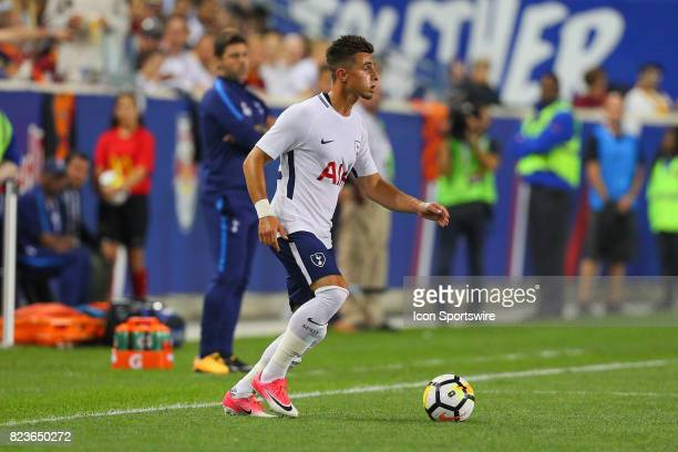 Tottenham Hotspur midfielder Anthony Georgiou during the second half of the International Champions Cup soccer game between Tottenham Hotspur and...