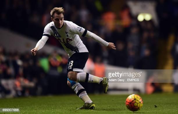Tottenham Hotspur's Christian Eriksen