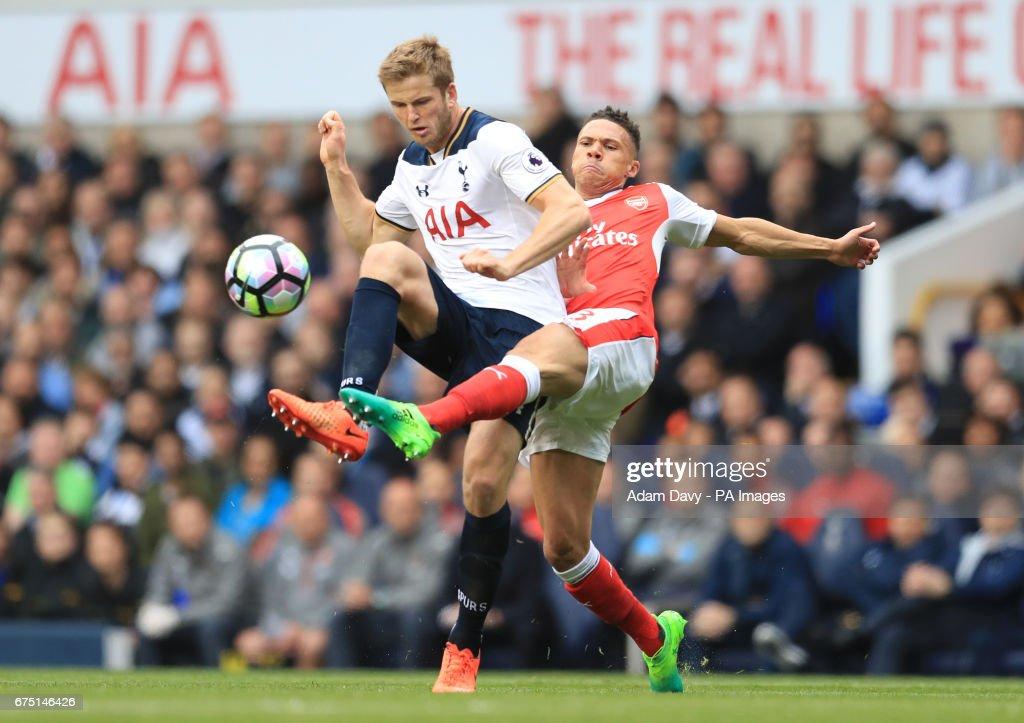 Tottenham Hotspur v Arsenal - Premier League - White Hart Lane : News Photo