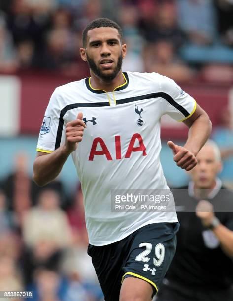 Tottenham Hotspur's Etienne Capoue during the Barclays Premier League match at Upton Park London