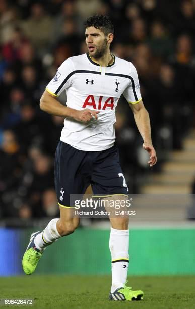 Tottenham Hotspur's Federico Fazio
