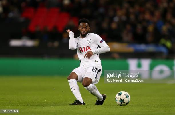 Tottenham Hotspur's GeorgesKevin Nkoudou during the UEFA Champions League group H match between Tottenham Hotspur and APOEL Nicosia at Wembley...