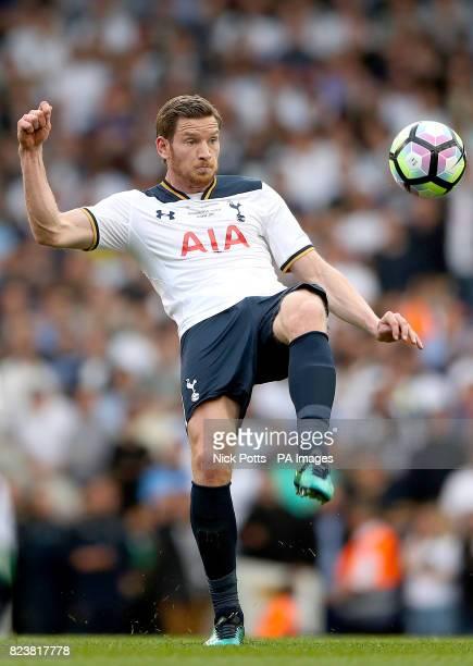 Tottenham Hotspur's Jan Vertonghen