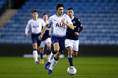 GBR: Millwall v Tottenham Hotspur - FA Youth Cup Third Round