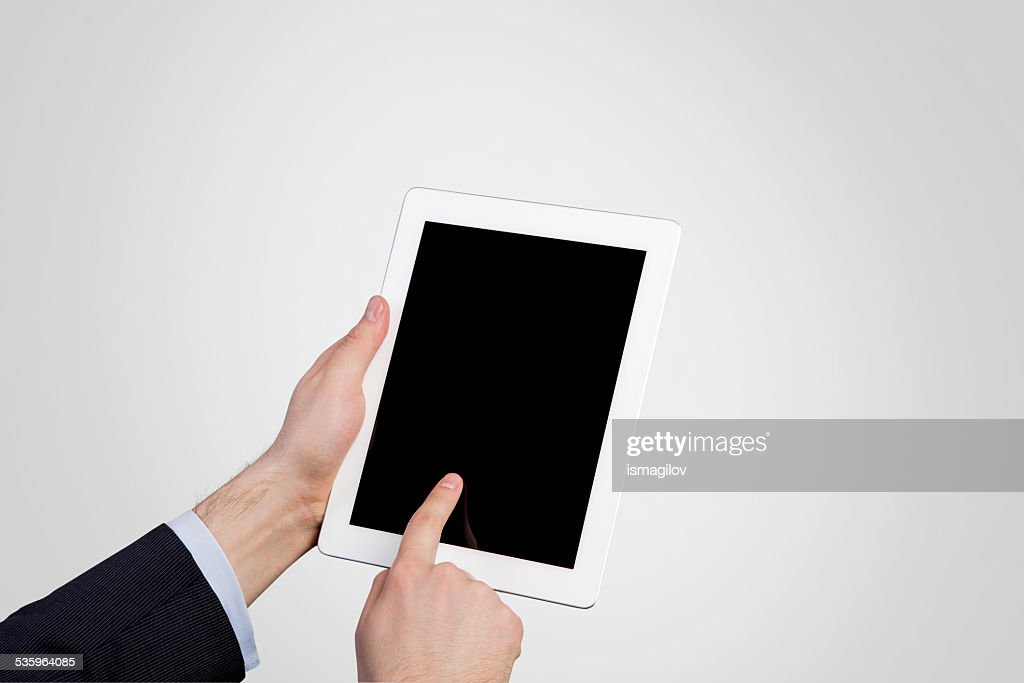 touch pad : Stock Photo