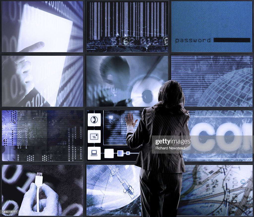 Touch Screens : Stock Photo