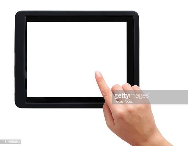 Se toucher la Tablette numérique