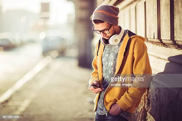 Toucher téléphone mobile