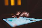 Touchscreen tech at home