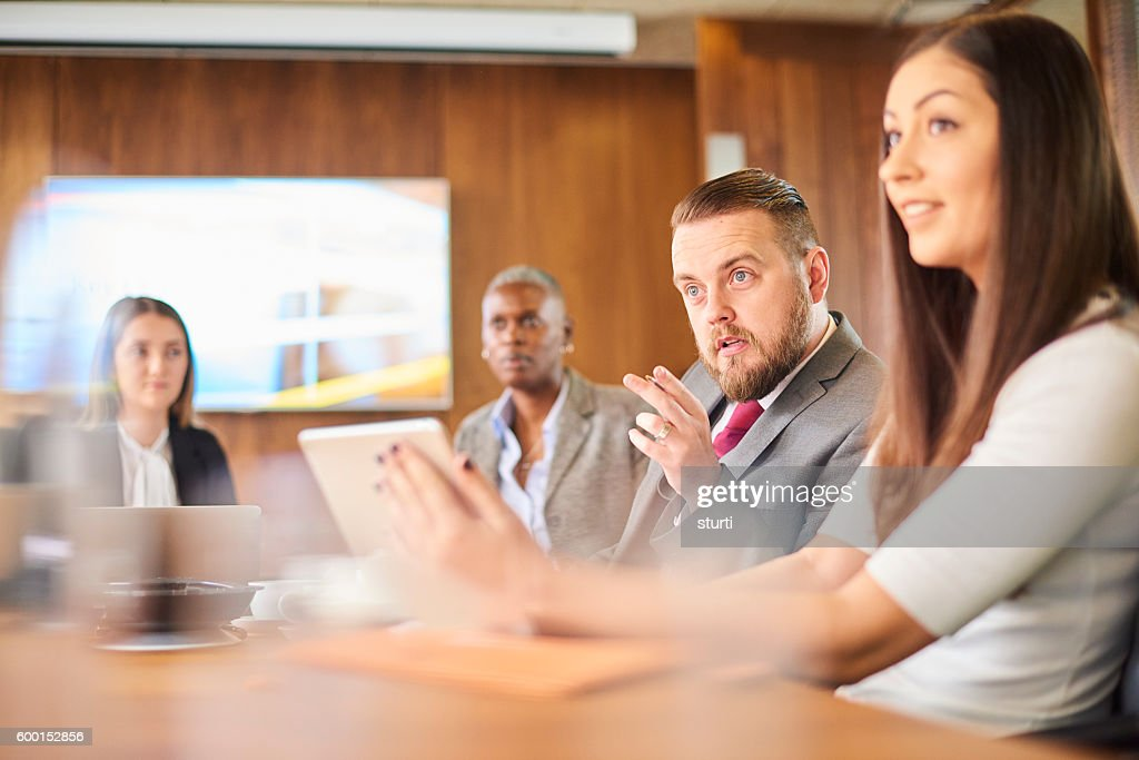 tough questions : Stock Photo
