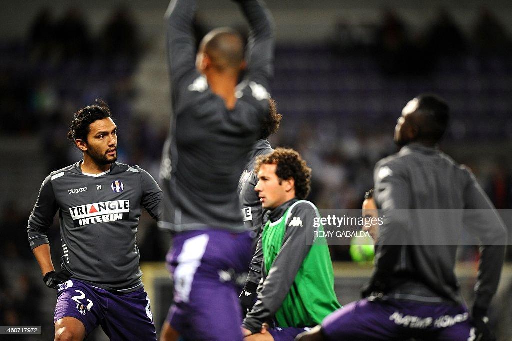 Toulouse v EA Guingamp - Ligue 1