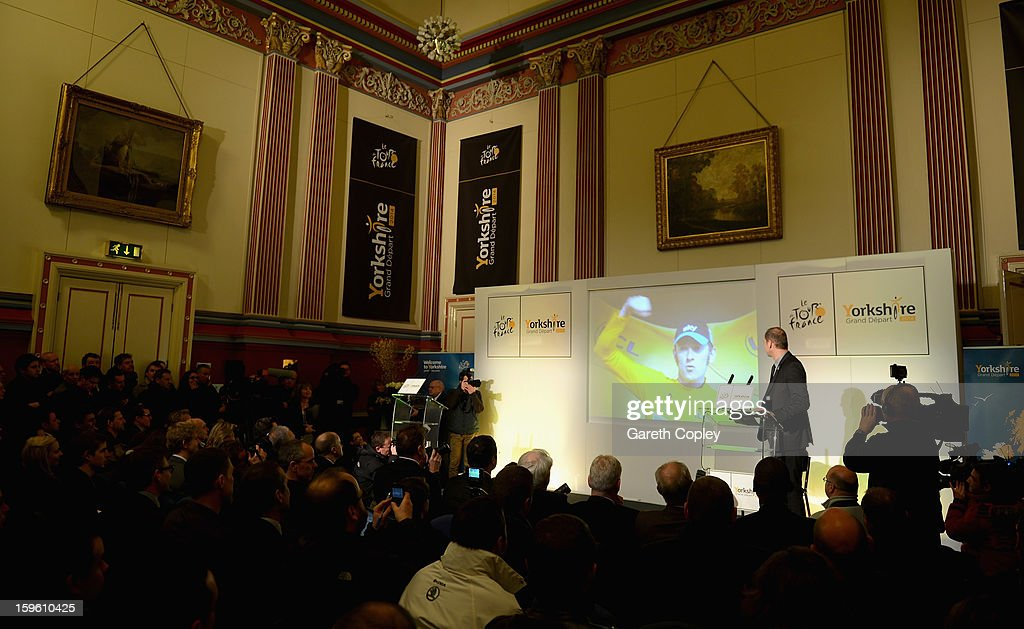 Tour de France Press Conference