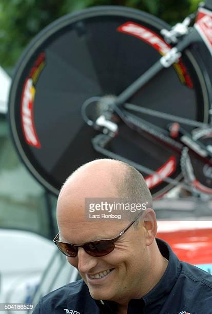 Tour de France stage 1 Bjarne Riis Team CSC