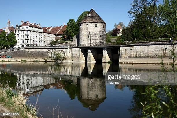 Tour de la rapport avec la en Besançon