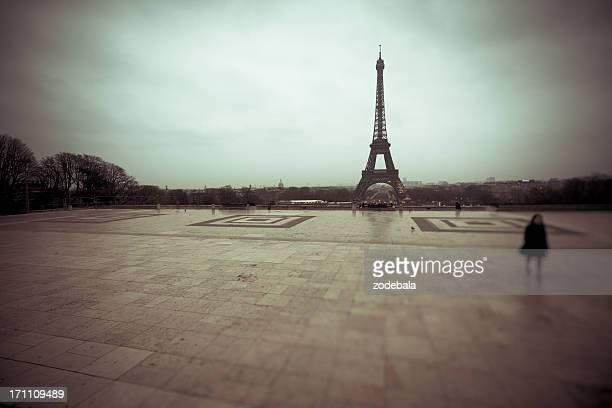 Tour Eiffel, Paris Landmark, France