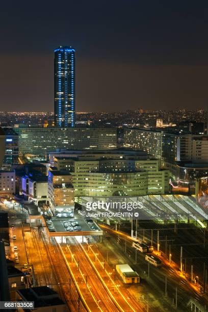 Tour & Gare Montparnasse, Paris
