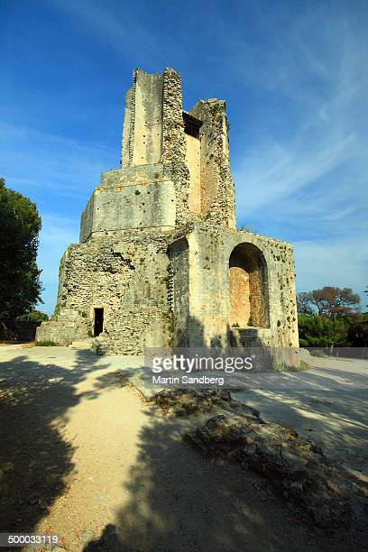 Nimes stock photos and pictures getty images - Tour magne nimes ...