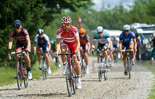 Tour of Denmark Stage 1 Sebastian Lander Team Post Danmark © Lars Rønbøg FrontzoneSportdk