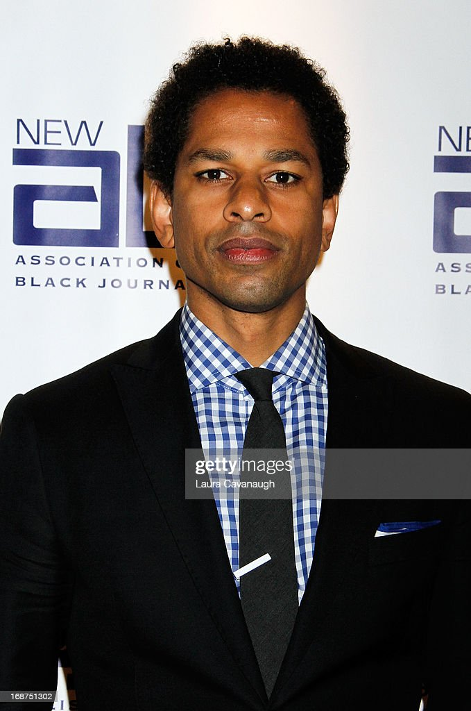 Toure attends the 2013 New York Association Of Black Journalists Gala at the Time-Life Building on May 14, 2013 in New York City.