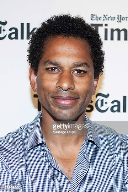 Toure attends TimeTalks at Harlem EatUp at MIST Harlem on May 17 2015 in New York City