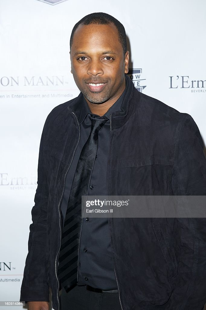 Toure Roberts attends the ICON MANN Pre-Oscar Power 30 Dinner at L'Ermitage Beverly Hills Hotel on February 23, 2013 in Beverly Hills, California.