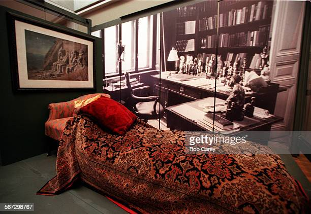 A touring exhibition about the father of psychoanalysis Sigmund Freud is coming to the Skirball Cultural Center The curator is Michael Roth who was...