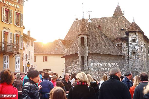 Tourism in Annecy city