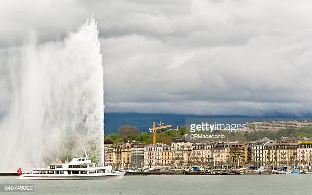 Tourism in Zurich.