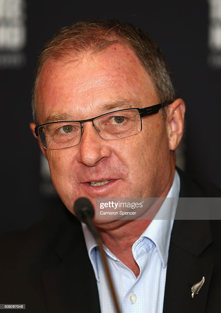 Tourism NZ CEO Kevin Bowler talks during a New Zealand Tourism press conference at Four Seasons Hotel on February 10, 2016 in Sydney, Australia.