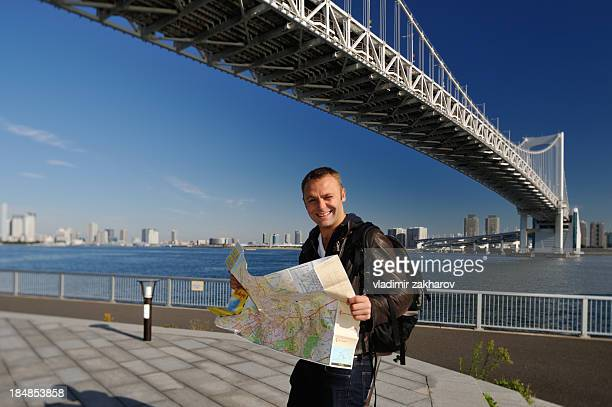 Tourist in Tokyo