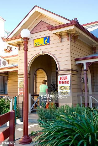 Tourist Information Centre Charters Towers Queensland Australia