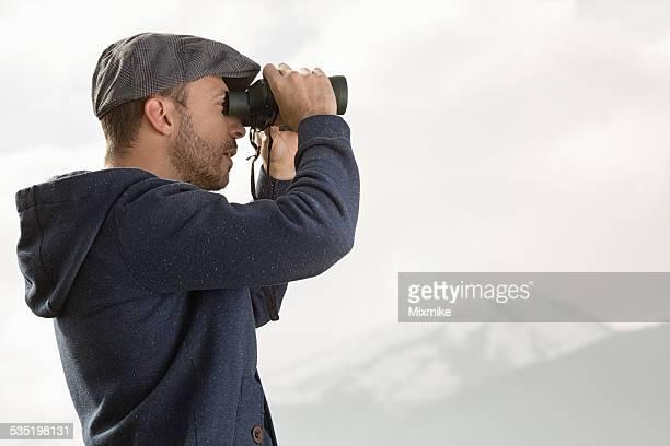 観光から見た双眼鏡