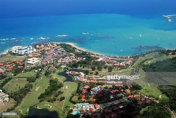 Turista resort-Vista desde el cielo