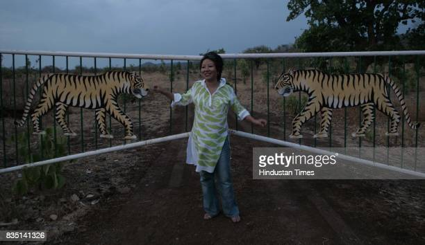 Tourists at The Melghat Tiger Reserve Melghat is located on the southern offshoot of Satpura Hill Range at Amravati district bordering Madhya Pradesh...