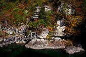 Shimogo-machi, Minami-Aizu, Fukushima Prefecture, Japan